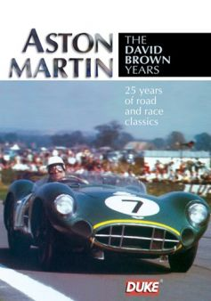 Aston Martin: The David Brown Years