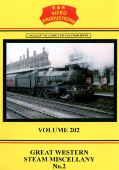 Great Western Steam Miscellany Part 2