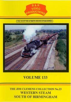 Western Steam South Of Birmingham