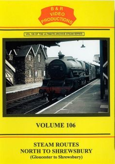 Steam Routes North To Shrewsbury