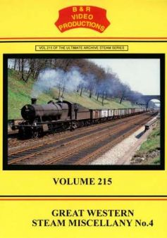 Great Western Steam Miscellany Part 4