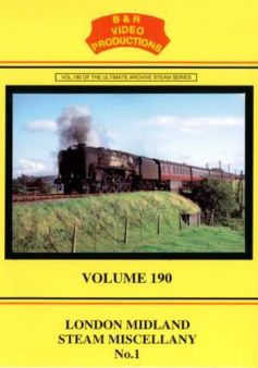 London Midland Steam Miscellany Part 1