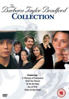 Barbara Taylor Bradford Boxed Set (6 DVDs, Cert 12)