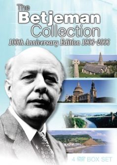 The Betjeman Collection (4 Discs)