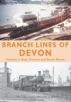 Branch Lines of Devon Vol. 1