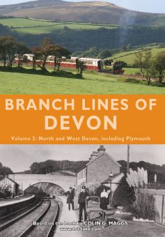 Branch Lines of Devon Vol. 2
