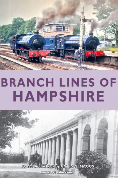 Branch Lines of Hampshire