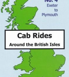 Cab Rides Around The British Isles (No. 4): Exeter to Plymouth