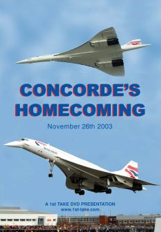 Concorde's Homecoming