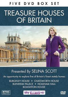 Treasure Houses of Britain Box Set (5 DVDs)
