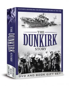 The Dunkirk Story DVD & Book Set
