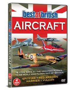Best Of British Aircraft (4 DVDs)