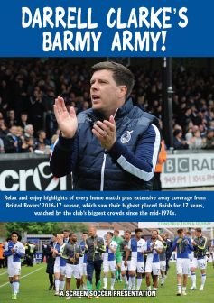 Darrell Clarke's Barmy Army (2 DVDs)