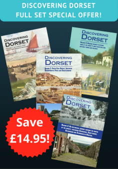 Discovering Dorset - Full Set (4 DVDs)