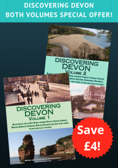 Discovering Devon - Both Volumes Offer (2 DVDs)