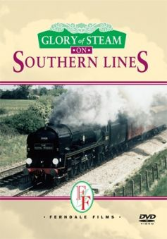 Glory Of Steam: on Southern Lines