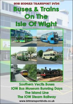 Buses and Trains on the Isle of Wight
