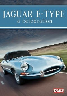 Jaguar E-Type: A Celebration