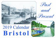 Past & Present: Bristol 2019 Calendar