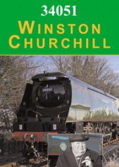 34051 Winston Churchill