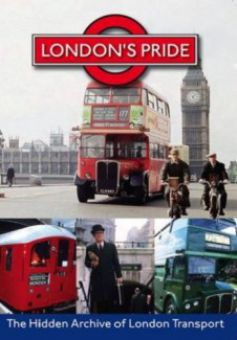 London's Pride: The Hidden Archive of London's Transport