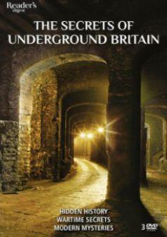 The Secrets of Underground Britain (3 DVDs)