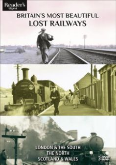 Britain's Most Beautiful Lost Railways (3 DVDs)