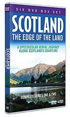 Scotland: The Edge of the Land Series 1 and 2 (6 DVDs)