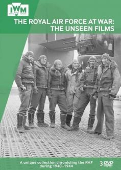 The RAF at War: The Unseen Films (3 DVDs)