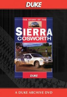 The Sierra Cosworth Story