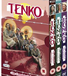 Tenko Complete Collection (12 DVDs, Subtitles, Cert 12)