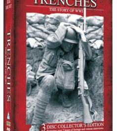 Trenches: The Story of World War One (3 DVDs)