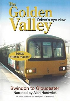 Driver's Eye View: Golden Valley, Swindon to Gloucester