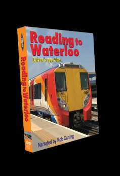 Driver's Eye View: Reading to Waterloo