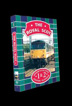 The Royal Scot (London Euston-Preston, Preston-Glasgow Central)