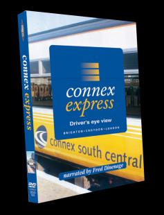 Driver's Eye View: Connex Express (Brighton to London Victoria)