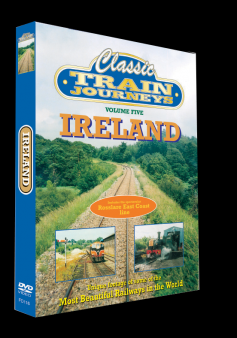 Classic Train Journeys: Ireland