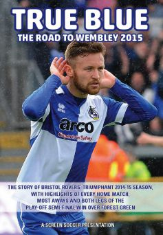 True Blue: The Road to Wembley, 2015 (2 DVDs)