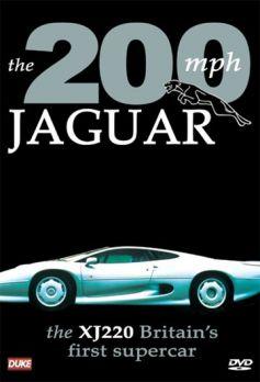 The 200 mph Jaguar