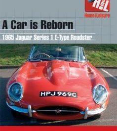 A Car Is Reborn: 1965 Jaguar