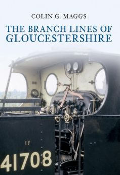 BOOK: The Branch Lines of Gloucestershire