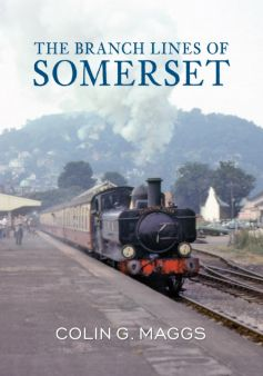 BOOK: The Branch Lines of Somerset
