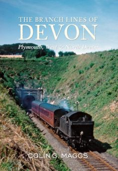 BOOK: The Branch Lines of Devon: Plymouth, West & North Devon