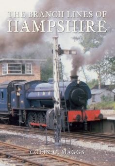 BOOK: The Branch Lines of Hampshire