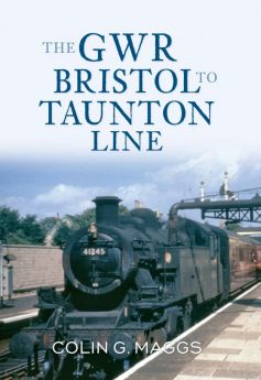 BOOK: The GWR Bristol to Taunton Line