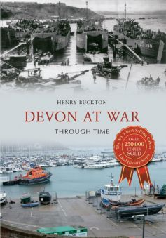 BOOK: Devon At War Through Time
