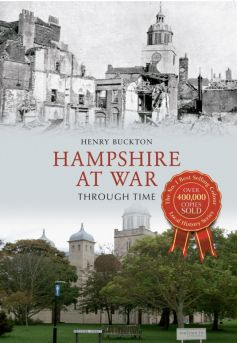BOOK: Hampshire At War Through Time