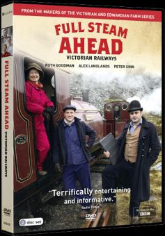 Full Steam Ahead: Victorian Railways  (2 DVDs)