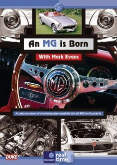 An MG Is Born (2 DVDs)