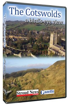 The Cotswolds: A Bird's Eye View
